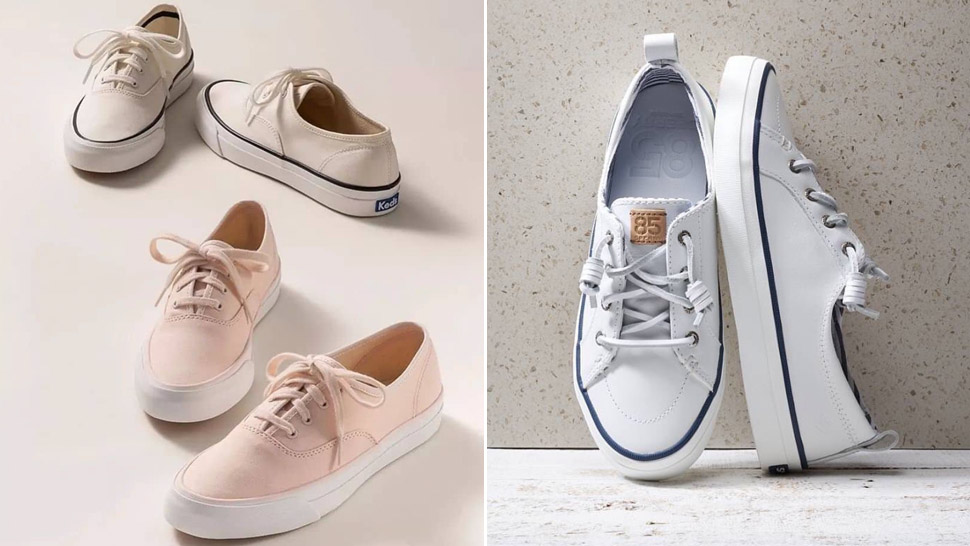 Attention, Sneakerheads! Keds And Sperry Are Having A Sale Where You Can Score Pairs For 50%
