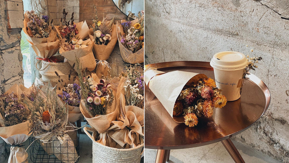 This Cozy And Aesthetic Cafe In Mandaluyong Is An Instagrammable Floral Wonderland