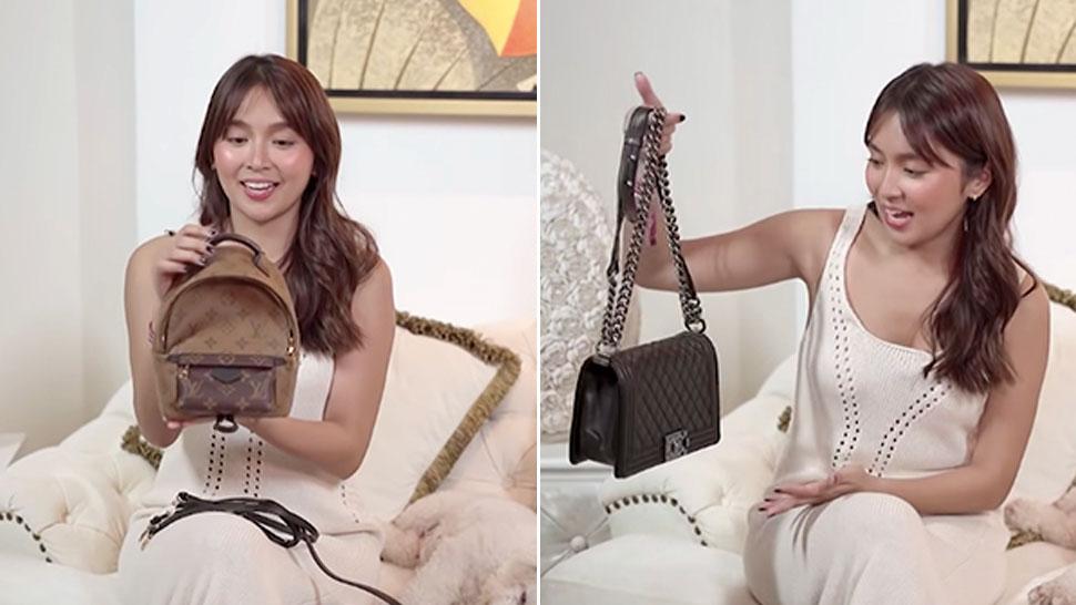 We're Obsessed With Kathryn Bernardo's Favorite Designer Bags