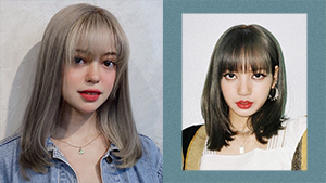 Sue Ramirez Channels Blackpink's Lisa With Her Ash Blonde Hair And Bangs