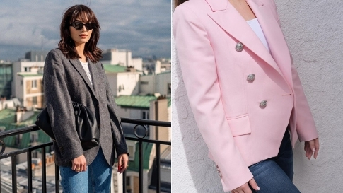 5 Foolproof Ways To Wear A Blazer To Upgrade Your Everyday Look