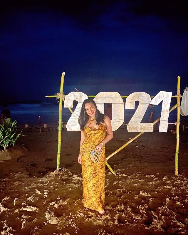 filipino celebrities celebrated new year 2020 2021