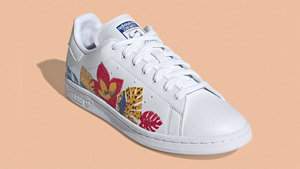 The Adidas Stan Smith Got A Fresh Floral Update And We're In Love