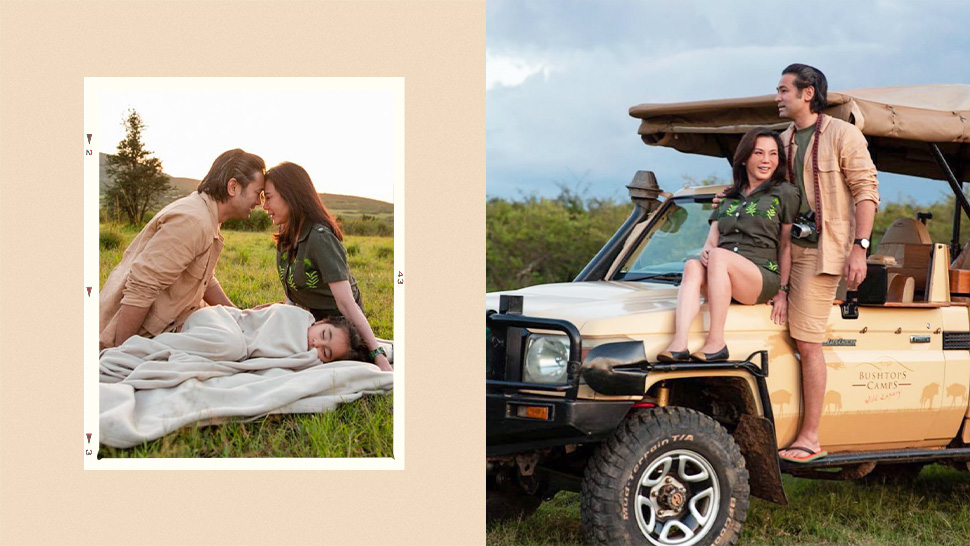 The Belo Family Had a Safari Adventure to Ring in 2021 and Their Photos Are Breathtaking