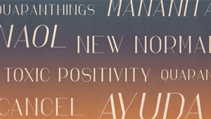 These 20 Words Best Describe 2020, According To Gen Z
