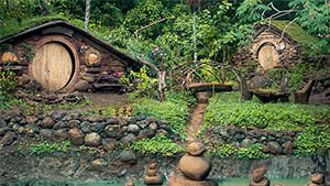 These Hobbit Houses In Bukidnon Would Be The Perfect Getaway For