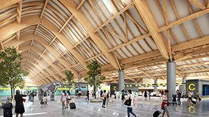 Here's What The New Terminal Of The Clark International Airport Will Look Like