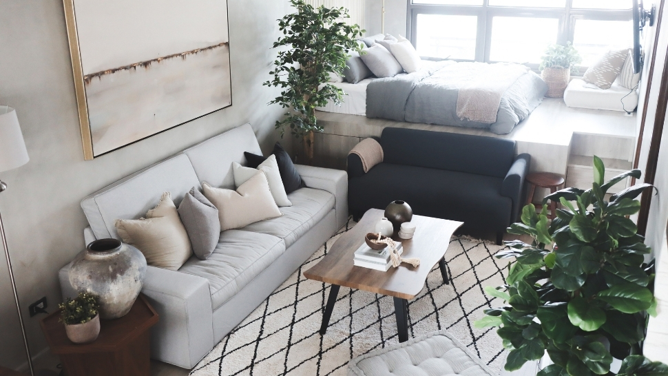 This Local Influencer's Cozy Condo Is Straight Out Of Pinterest