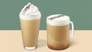 Starbucks Just Introduced Their Newest Drink Called Smoked Butterscotch Latte