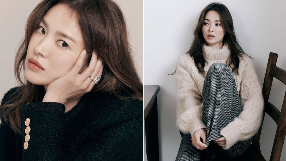 Song Hye Kyo's New K-drama Has Just Been Confirmed And We Can't Wait