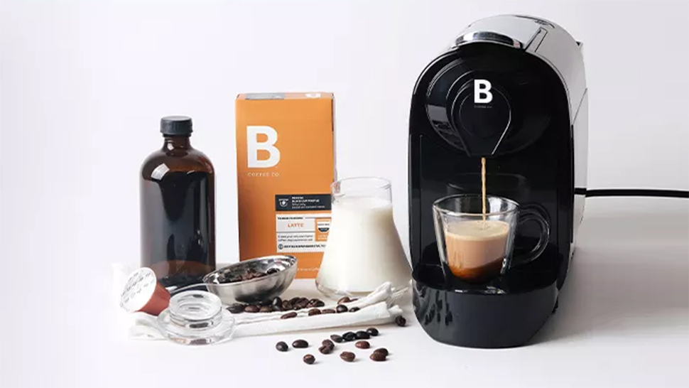 This Chic Coffee Capsule Machine Will Cost You Less Than P3,000