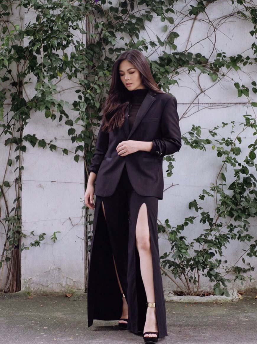 janella salvador pregnant outfit