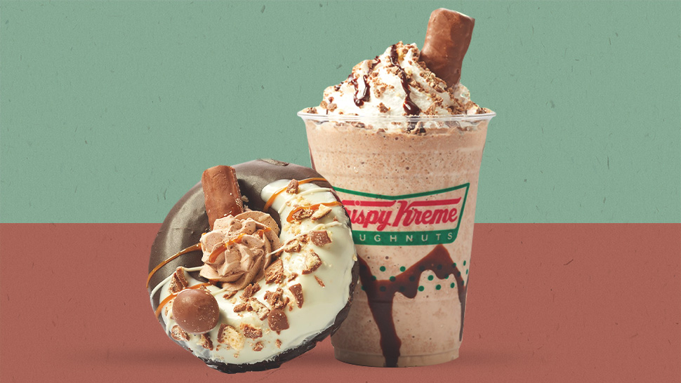 Twix And Maltesers Fans, You Need To Check Out These Doughnuts