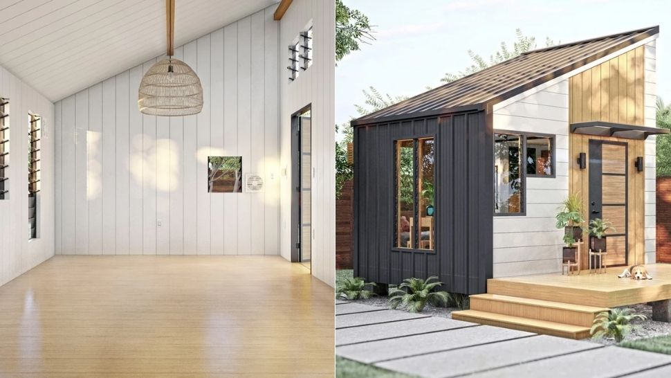 This Aesthetic Tiny House Costs Less Than A Designer Bag