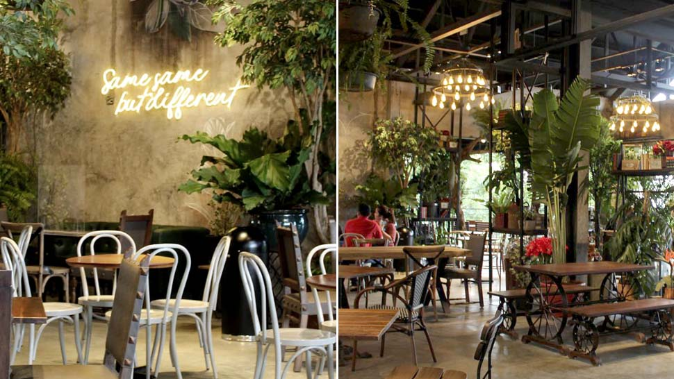 "This New Aesthetic Cafe Called ""ruined Project"" Should Be Your Next Stop In Tagaytay"