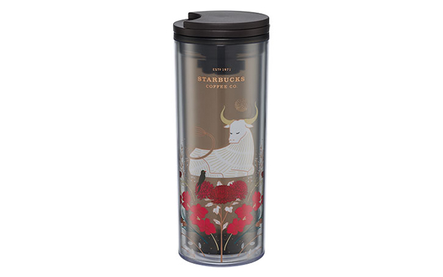 starbucks year of the ox collection