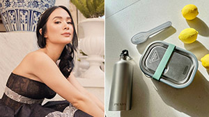 The Internet Has The Funniest Reactions To Heart Evangelista's Prada Lunch Box And Tumbler