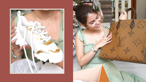 You Have To See The Designer Bags And Shoes Ivana Alawi Got For Her Birthday