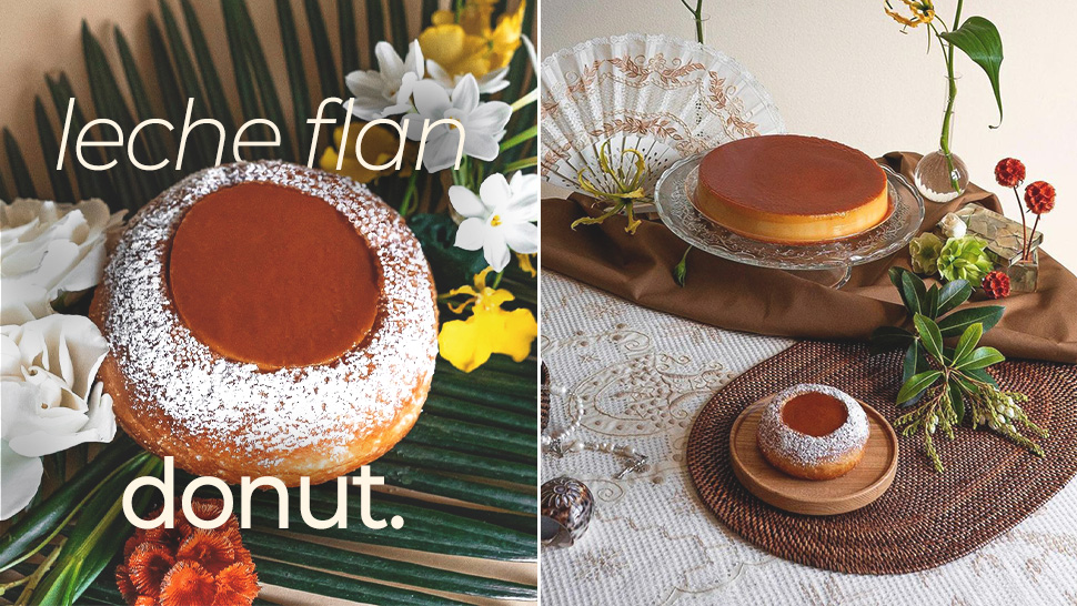 New Yorkers Are Lining Up For This Filipino-owned Bakery's Leche Flan Donuts