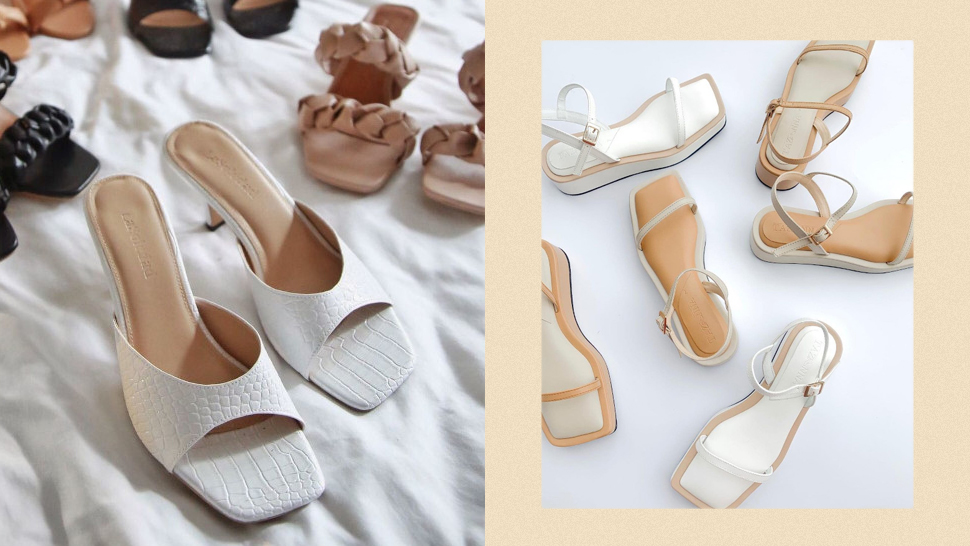 Shop These Minimalist Sandals That Will Look Good With Any Outfit