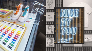 You Can Get Your Sneakers Customized At This Nike Store