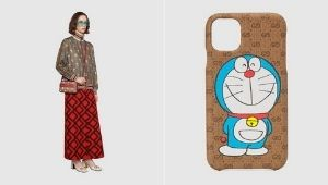 Gucci Has Released A Doraemon Collection And It's A Blast From The Past
