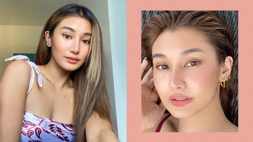 Chie Filomeno's Multiple Ear Piercings Are Perfect For Minimalist Girls