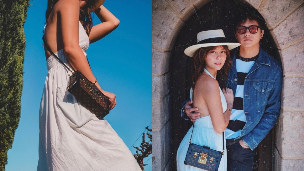 What Is The Louis Vuitton Petite Malle And Why Do Celebrities Love It?