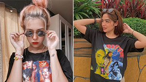 Where To Buy The Exact Graphic Tees That Celebrities Are Wearing On Instagram