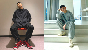 A Guide To Park Seo Joon's Most Stylish Sneakers, And How Much They Cost