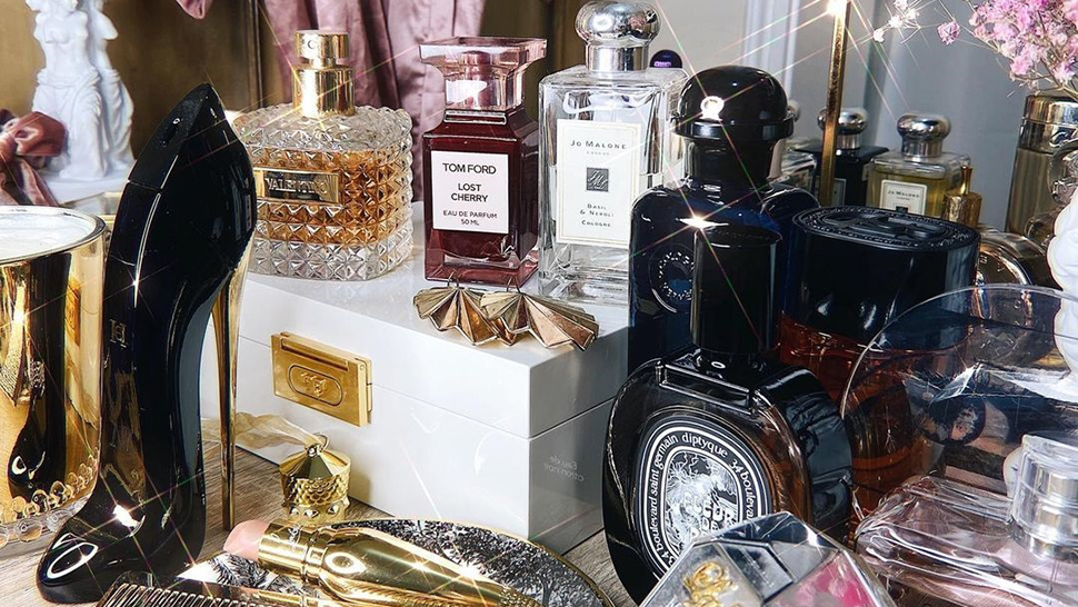 Here's Your Ultimate Guide To Finding Your Signature Scent