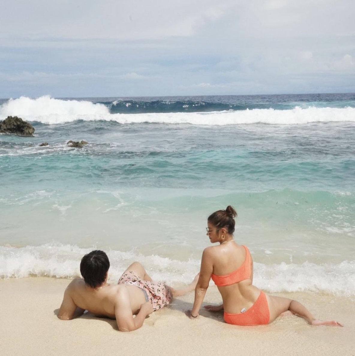 liza soberano siargao beach outfits