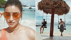 We're Totally Swooning Over Liza Soberano's Beach Ootds In Siargao