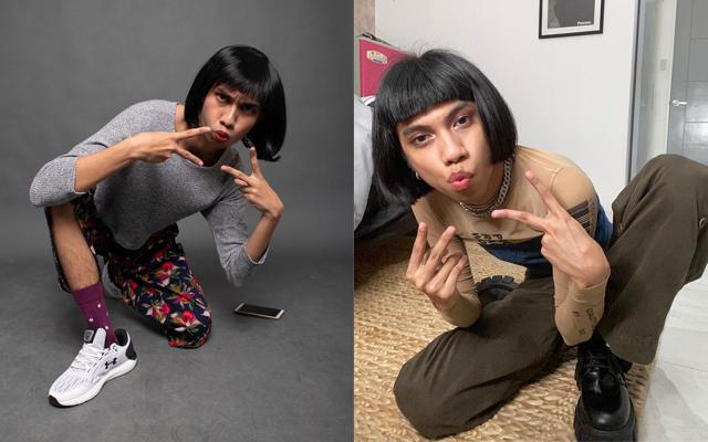 netizen recreates mimiyuuuh's iconic looks for graduation photos