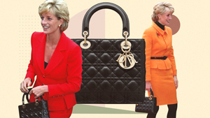 Did You Know? The Lady Dior Bag Was Named After Princess Diana