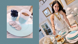 Heart Evangelista's New Favorite Dinnerware Set From Tiffany & Co. Costs At Least P45,000