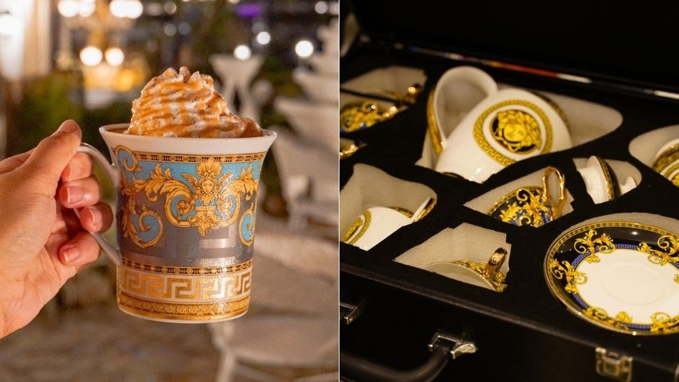 This Luxury Cafe Charges At Least P1,000 For A Cup Of Coffee!