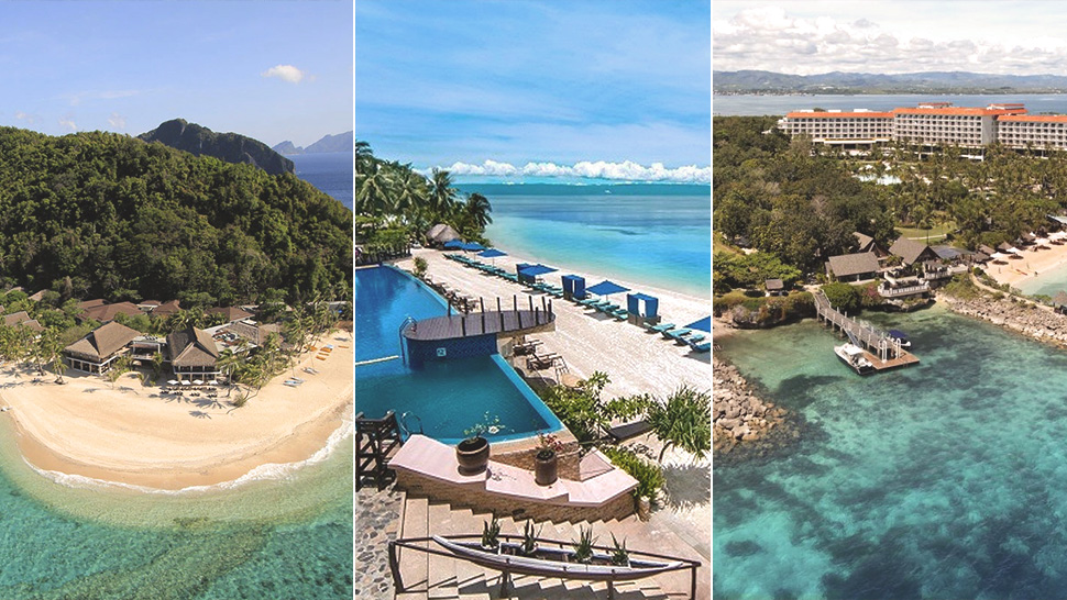 10 Luxurious Beach Resorts In The Philippines You Should Book In 2021