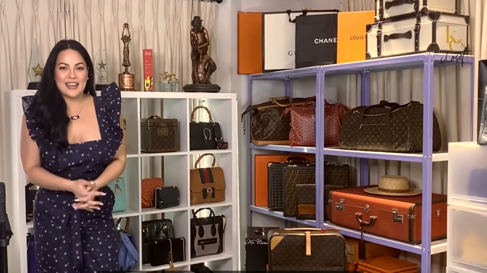 The Most Expensive Bags In Kc Concepcion's Collection