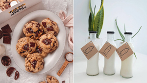 6 Healthy Substitutes For Milk Tea, Ice Cream, And More Of Your Favorite Snacks