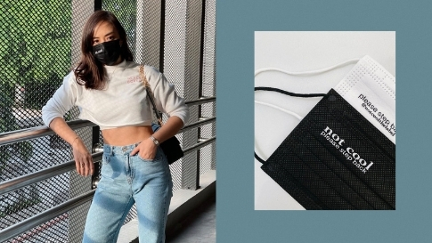 Where To Buy The Minimalist Face Mask Local Influencers Love To Wear