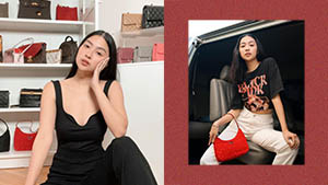 7 Expensive Designer Brands We Spotted From Rei Germar's Bag Collection