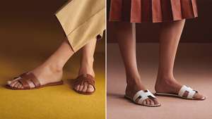 What Are Hermès Oran Sandals And Why Are They So Expensive?