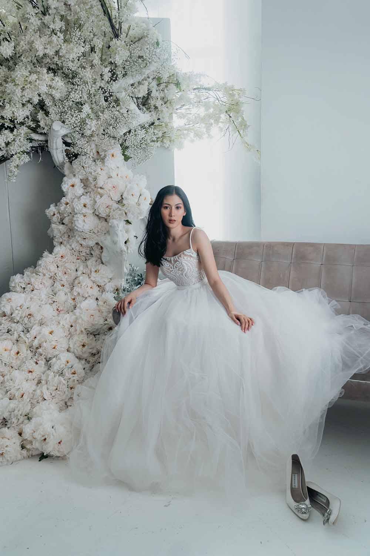 bride alex gonzaga in joe san antonio wedding gown