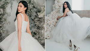 These Photos Of Alex Gonzaga Are Further Proof That She's A Classic Bride