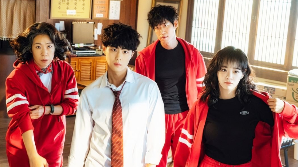 "Everything You Need To Know About Trending K-drama ""the Uncanny Counter"""