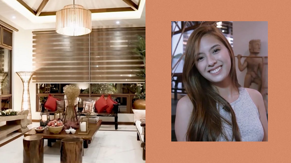 8 Cool Details We Love About Ysabel Ortega's Bali-inspired Home In La Union