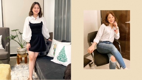 8 Neutral And Minimalist Outfit Ideas To Steal From Ashley Yap