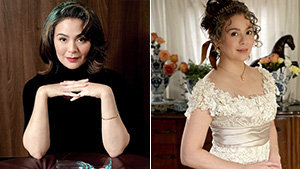 Dawn Zulueta Has Been Dressing Up As Her Favorite Netflix Characters