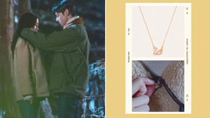 We Found The Exact Necklace Cha Eun Woo Gave Moon Ga Young On